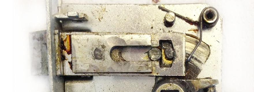 Профилактика механизма дверного замка