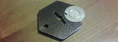 Установка броненакладок или декоративных накладок на цилиндр или замочную скважину