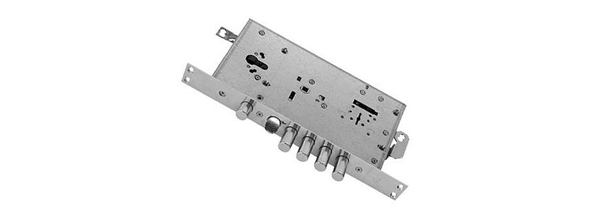 Замок Mul-T-Lock MATRIX DFC2/M2 врезной сувальдный-цилиндровый с установкой