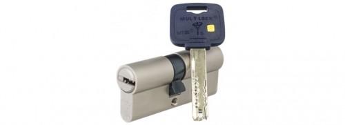Цилиндр замка Mul-T-Lock мт5+L 66 Ф 31 U*35 усил. кноб 8 мм с установкой