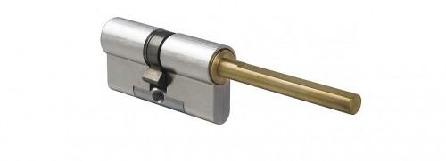 Цилиндр замка Mul-T-Lock мт5+L 80 (50*30 дл.шток) с установкой