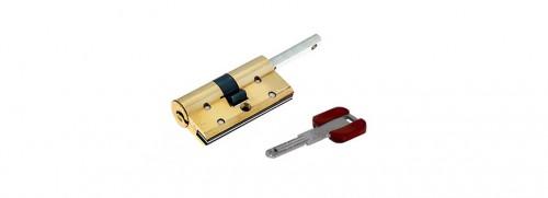 Цилиндр замка Cisa RS3 OL3S7 87.66— 60/30 длинный шток с установкой