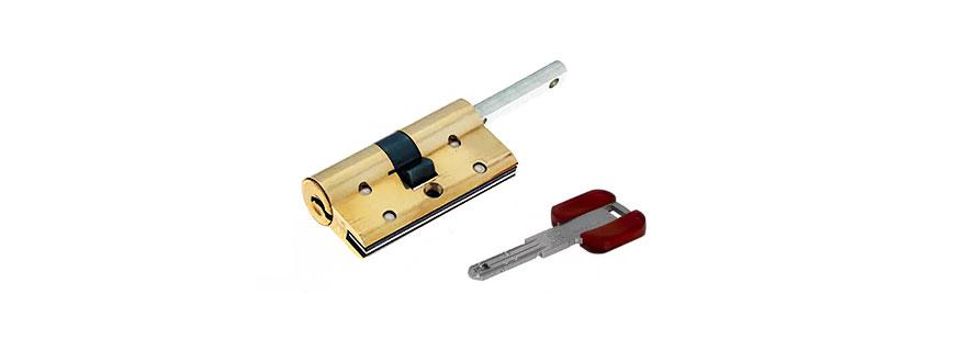 Цилиндр замка Cisa RSЗ OL3S7 45/30 длинный шток с установкой