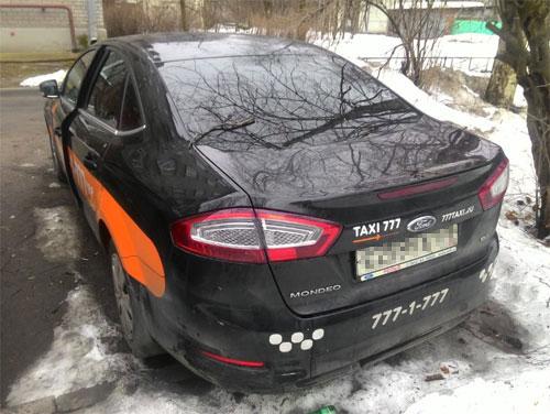 Вскрытие автомобиля Ford Mondeo